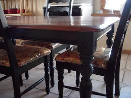 Kitchen Table Makeover Do It Yourself Divas Diy Kitchen Table Makeover