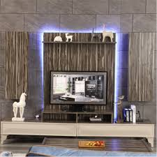 Living Hall Tv Cabinet Design Living Room Furniture Latest Design Modern Lcd Mdf Wall Mount Tv Wall Unit Furniture For Hall View Tv Unit Design For Hall Zoe Furniture Product