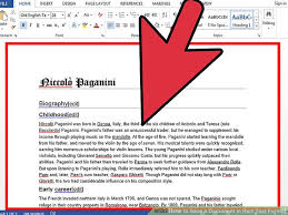 Text Document How To Save A Document In Rich Text Format 9 Steps