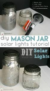 mason jar chandelier tutorial fresh diy mason jar solar lights photograph