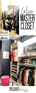 diy walk in closets best master closet ideas on sliding door master closet before after closet makeover ideas purse makeover closet