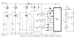 wiring diagram for traffic light the wiring diagram 4 way traffic light project circuit diagram nodasystech wiring diagram