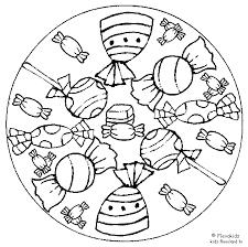 The Magic Factory Mandala Kleurplaten Voor Kinderen Mandala