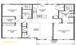 3 bedroom homes floor plans with garage