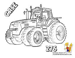 Sheets Tractor Color Pages 97 In Coloring Print with Tractor Color ...