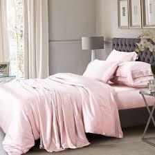 light pink duvet cover