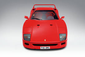 It first appears in gran turismo 5 prologue, before appearing in the full version of gran turismo 5, and later gran turismo 6. Extreme Machine The Inside Story Of The Ferrari F40 Classic Sports Car