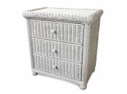 white wicker dresser. Exellent White Wicker 3 Drawer Dresser  Elana Inside White R