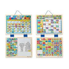 Magnetic Chart Paper Shop Magnetic Calendar Responsibility Chart Bundle Free