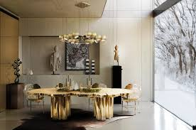 Dazzling Designers New York Dining Room Ideas For A Dazzling Dinner