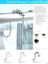 square shower curtain rings inspirational open top shower curtain rings new best hooks ideas on rods