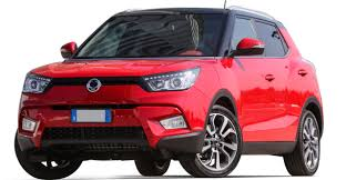 Image result for ssangyong tIVOLI