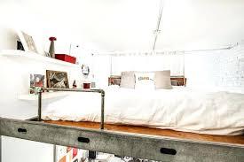 industrial inspired furniture. Luxury Loft Bedroom Industrial Inspired Love Bed One Furniture Stores Near Me