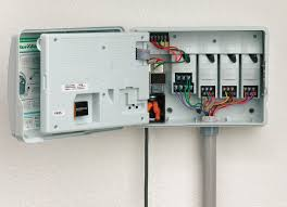 rain bird esp4mei indoor 120v irrigation controller lnk wifiesp me with expansion modules installed