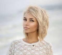 Best 40 Short Hairstyles 2018 Melír Nápady Na účesy Blonďaté
