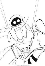 Disegno Walle81 Personaggio Cartone Animato Da Colorare