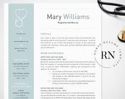 Resume Template For Nursing Job Nurse Resume Template For Word Medical Resume Word Nurse