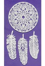 Dream Catcher Patterns Step By Step Machine Embroidery Designs at Embroidery Library Embroidery Library 68