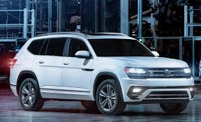 2019 Volkswagen Atlas R Line Price And Perfomance  Release