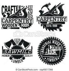 Vintage Logo Vector Vintage Logo Design Set Of Vintage Woodworking Logo Designs Grange