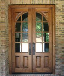 glass double front door. Double Wooden Front Doors Inspiratis With Glass Door