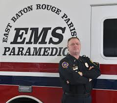 Air Force Paramedic Going Above And Beyond Baton Rouge Paramedics Work Ethic