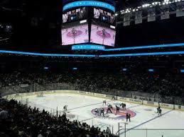 Barclays Arena Hockey Seating Chart Barclays Center Section 105 Home Of New York Islanders