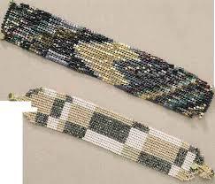 navajo bead designs. Navajo Bead Weave Graph: □ Designs