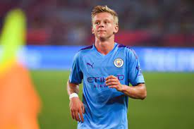 Why Oleksandr Zinchenko has missed Man City vs Watford