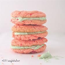 Strawberry Cake Mix Cookies Easybaked