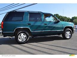 Chevrolet Tahoe 1995 photo and video review, price ...