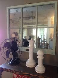8 Pane Window Frame Diy Window Pane Mirror Great Tutorial Craft Ideas Pinterest
