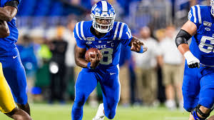 Quentin Harris 2019 Football Duke University