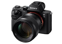 sony 85mm. the fe 85mm f/1.8 mid-telephoto prime lens will ship in march and cost $600 usd $800 ca. you can preorder now on b\u0026h photo. sony f