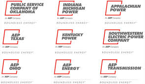 aep retirees alumni page 3 the new logo style will be reflected in each aep operating company and business unit logo as well