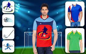 Sports Jersey Design Maker - T Shirt ...