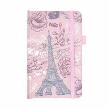 Diář Kapesní S Gumičkou Albi Eiffelova Věž 70393 Vaše Online