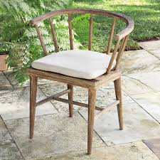 no cushion patio furniture great dexter outdoor dining chair west elm decorating ideas 24
