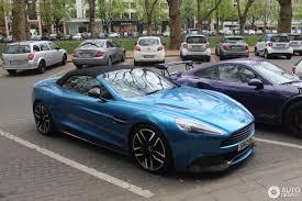 aston martin vanquish 2015 blue. 9 i aston martin vanquish volante 2015 carbon black edition blue
