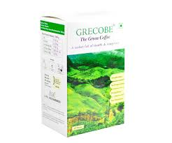 grecobe the green coffee box