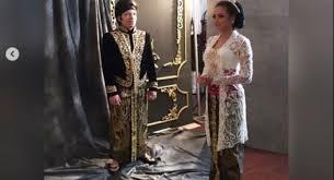 Prewedding Atta Dan Aurel Pilih Baju Bernuansa Adat Jawa