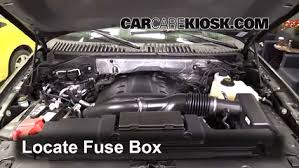 replace a fuse 2007 2017 ford expedition 2015 ford expedition 2004 Expedition Fuse Diagram at 2004 Ford Expedition Fuse Box Under Hood