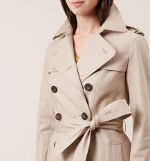 brown saskia trench macs coats and jackets