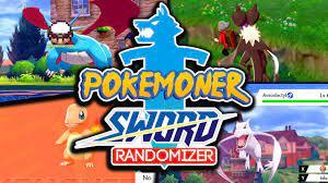 Pokemoner Sword Randomizer - A Switch Hack ROM, All Pokemon up to Gen 8  Catchable, Harder Gameplay - YouTube
