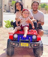 تعرف على مصير ابنة اليوتيوبر أحمد حسن وزينب سيدتي