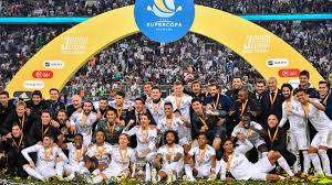 Spagna, Supercoppa al Real Madrid: l'Atletico si arrende ai ...