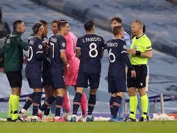 Nach Aus: Heftige PSG-Vorwürfe gegen Schiri Kuipers , Champions League -  Newsticker - sportschau.de