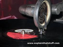 How <b>record players</b> and gramophones work - Explain that Stuff