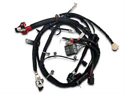 ford mustang battery cable harness manual wc96376 (15 17 gt mustang transmission harness at Mustang Transmission Harness