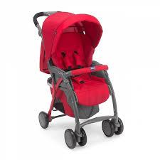 Детская <b>коляска Chicco SimpliCity</b> Plus Top red: характеристики ...